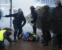 Cumhurbaşkanı polis şiddetinden mi şikayet ediyor?