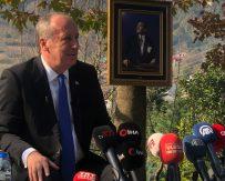 Erdoğan ve İnce'den başka eğlenen yok