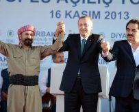 Bir varmış, bir yokmuş: Erdoğan'a göre Kürt sorunu