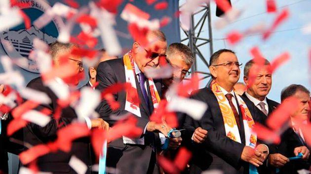 """Erdoğan'a """"alan da kaçan mı"""" derler"""