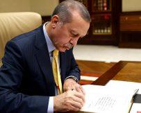 Erdoğan'a imzaladığı kararnameyi hatırlatayım