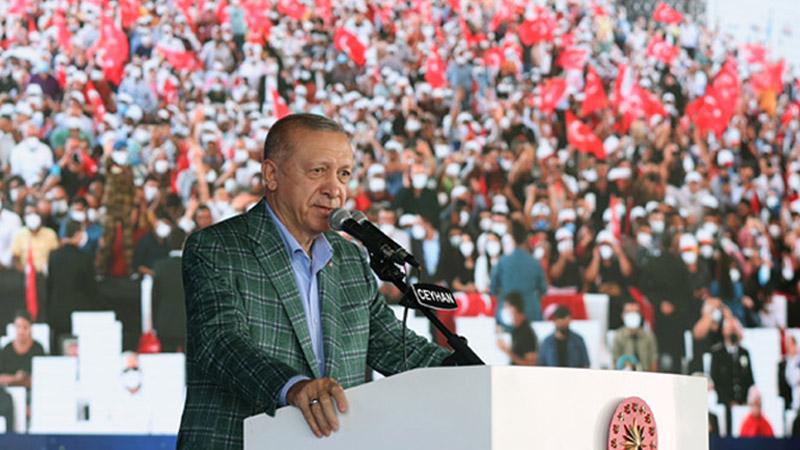 Erdoğan'ın harikalar diyarı